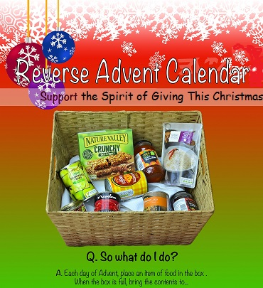 Now's The Time to Start A Reverse #AdventCalendar!