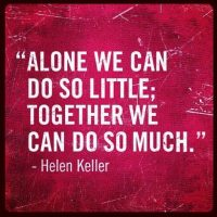 Come Join Our Home's Team of Volunteers … Together, We Can Do Many Things!