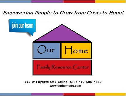 Our Home Family Resource Center Seeks A Family & Children First Coordinator