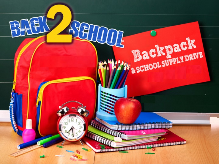 Kick Off: Mercer County's 2019 Back-To-School Supply Project | Our